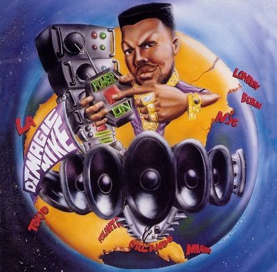 DJ Magic Mike – Bass Bowl (CD) (1994) (320 kbps)