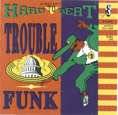 Various – Hard To Beat – Trouble Funk (1989) (CD) (192 kbps)