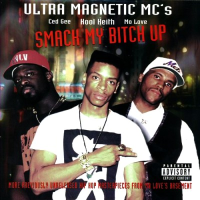Ultramagnetic MC's – Smack My Bitch Up (CD) (1998) (320 kbps)