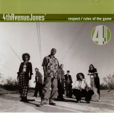 4th Avenue Jones – Respect / Rules Of The Game (CDS) (2000) (320 kbps)