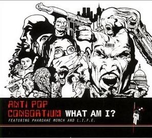 Antipop Consortium – What Am I? EP (CD) (2000) (FLAC + 320 kbps)