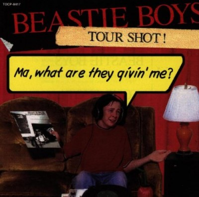 Beastie Boys - Tour Shot!