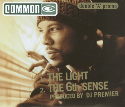 Common – The 6th Sense (Something U Feel) (Promo CDS) (2000) (320 kbps)
