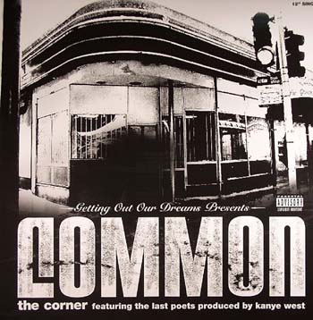 Common – The Corner (CDS) (2005) (FLAC + 320 kbps)