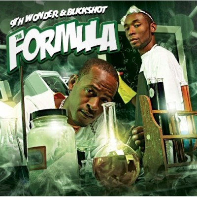 9th Wonder & Buckshot – The Formula (CD) (2008) (FLAC + 320 kbps)