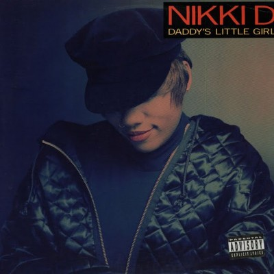 Nikki D ‎– Daddy's Little Girl (CD) (1991) (FLAC + 320 kbps)