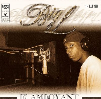 Big L – Flamboyant / On The Mic (VLS) (2000) (FLAC + 320 kbps)