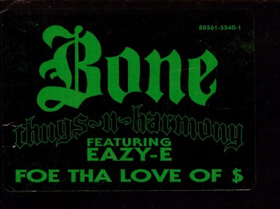 Bone Thugs-N-Harmony – Foe The Love Of $ (VLS) (1995) (FLAC + 320 kbps)