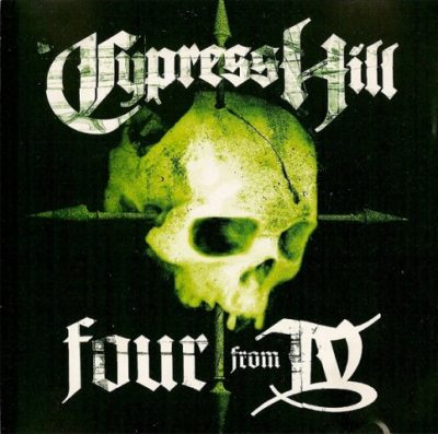 Cypress Hill – Four From IV (Sampler CD) (1998) (FLAC + 320 kbps)