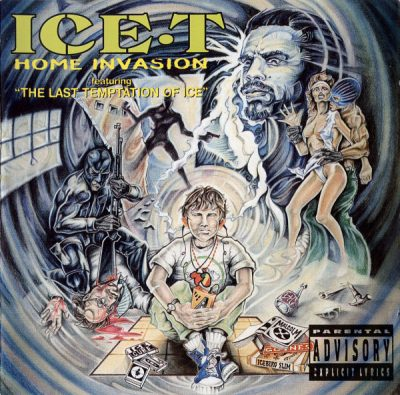 Ice-T – Home Invasion & The Last Temptation Of Ice (2xCD) (1994) (FLAC + 320 kbps)