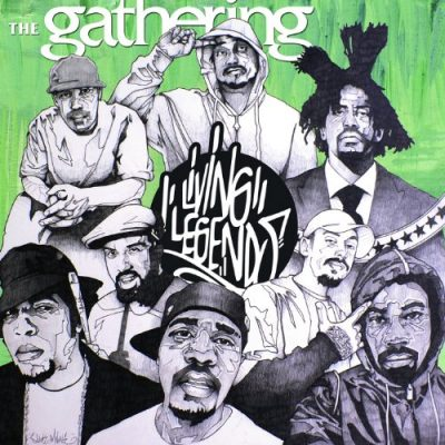 Living Legends – The Gathering EP (CD) (2008) (FLAC + 320 kbps)