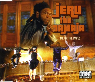 Jeru The Damaja – Me Or The Papes (UK CDS) (1997) (FLAC + 320 kbps)