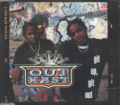 OutKast – Git It, Git Out (CDS) (1994) (FLAC + 320 kbps)