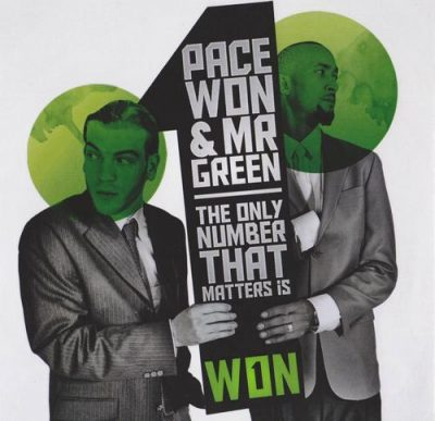 Pacewon & Mr. Green – The Only Number That Matters Is Won (CD) (2012) (FLAC + 320 kbps)