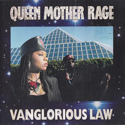 Queen Mother Rage – Vanglorius Law (CD) (1991) (320 kbps)