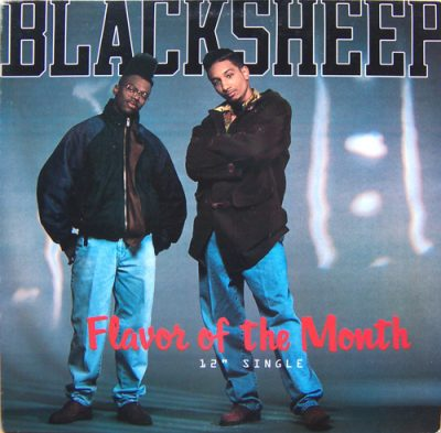 Black Sheep – Flavor Of The Month (VLS) (1991) (VBR)