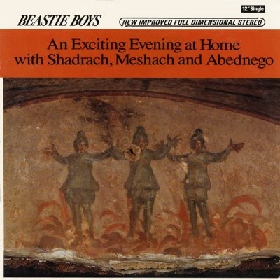 Beastie Boys – An Exciting Evening At Home With Shadrach, Meshach And Abednego EP (CD) (1989) (FLAC + 320 kbps)