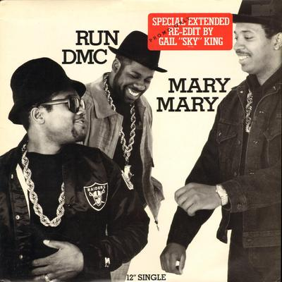 Run-DMC – Mary, Mary (VLS) (1988) (FLAC + 320 kbps)