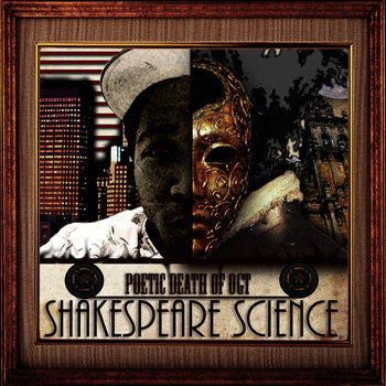 Poetic Death – Shakespeare Science (2011) (CDr) (VBR)