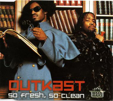 OutKast – So Fresh, So Clean (CDM) (2001) (FLAC + 320 kbps)