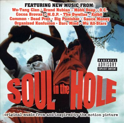 OST – Soul In The Hole (CD) (1997) (FLAC + 320 kbps)
