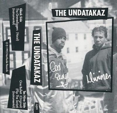 The Undatakaz ‎– The Gravediggers (Cassette) (1993) (320 kbps)