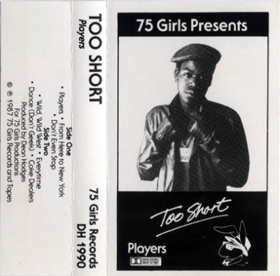 Too Short – Players (Cassette Repress) (1985-1987) (320 kbps)