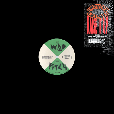 Ultramagnetic MC's - Raise It Up -BW- The Saga Of Dandy, The Devil And Day (VLS) (1993).j