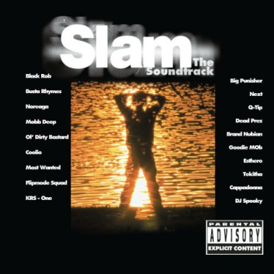 OST – Slam (CD) (1998) (FLAC + 320 kbps)