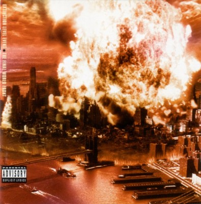 Busta Rhymes – Extinction Level Event: The Final World Front (CD) (1998) (FLAC + 320 kbps)