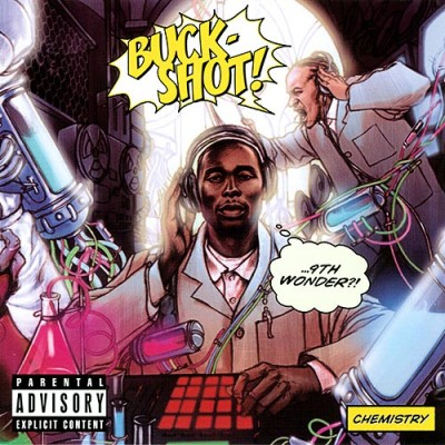9th Wonder & Buckshot – Chemistry (CD) (2005) (FLAC + 320 kbps)