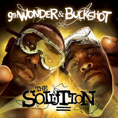 9th Wonder & Buckshot – The Solution (CD) (2012) (FLAC + 320 kbps)