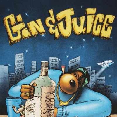 Snoop Dogg – Gin And Juice (Remix) (VLS) (1993) (320 kbps)