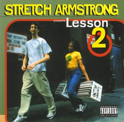 Stretch Armstrong – Lesson 2 (CD) (1998) (320 kbps)