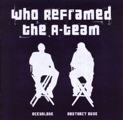 The A-Team – Who Reframed The A-Team (CD) (2006) (FLAC + 320 kbps)