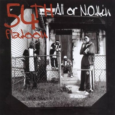 LATEST ALBUMS 54th Platoon – All Or N.O.thin' (CD) (2003) (320