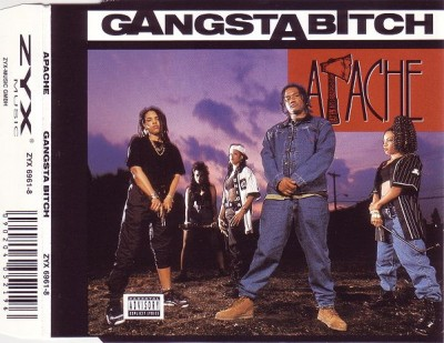 Apache – Gangsta Bitch (CDS) (1992) (FLAC + 320 kbps)