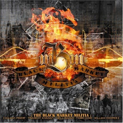 Black Market Militia – The Black Market Militia (CD) (2005) (FLAC + 320 kbps)