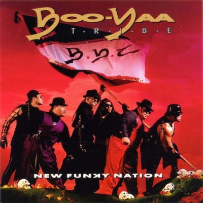 Boo-Yaa T.R.I.B.E. – New Funky Nation (CD) (1990) (FLAC + 320 kbps)