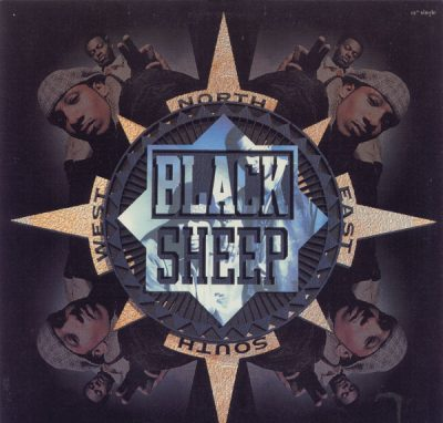Black Sheep ‎– North South East West (VLS) (1995) (192 kbps)