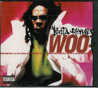 Busta Rhymes – Woo-Hah!! Got You All In Check / Everything Remains Raw (CDM) (1996) (FLAC + 320 kbps)
