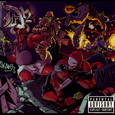D12 – Shit On You (CDS) (2000) (FLAC + 320 kbps)