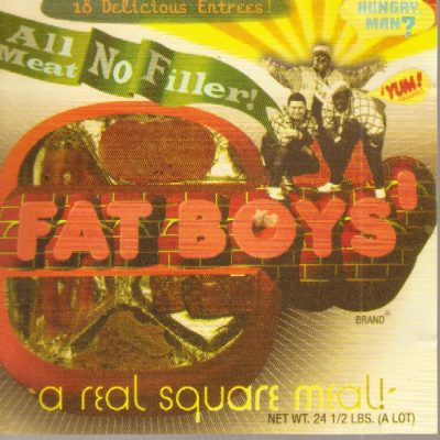 Fat Boys – All Meat, No Filler! (CD) (1997) (FLAC + 320 kbps)
