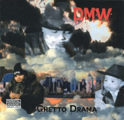 Detroit's Most Wanted – Ghetto Drama (CD) (1996) (FLAC + 320 kbps)