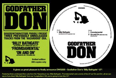 Godfather Don ‎– Billy Bathgate (VLS) (2009) (320 kbps)