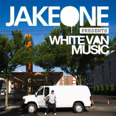 Jake One – White Van Music (2xCD) (2008) (FLAC + 320 kbps)