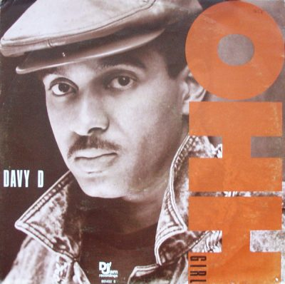 Davy D – Ohh Girl (UK VLS) (1987) (256 kbps)