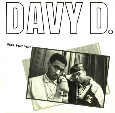 Davy D – Feel For You / Davy's Ride (CDS) (1987) (VBR)