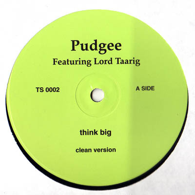 Pudgee – Think Big (VLS) (1995) (192 kbps)