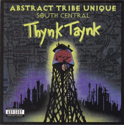 Abstract Tribe Unique – South Central Thynk Taynk (CD) (2000) (FLAC + 320 kbps)
